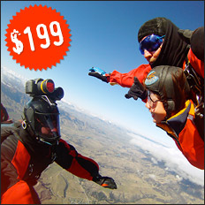 Freefall DVD Package $199