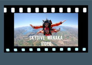 Skydive Wanaka Promotional Video