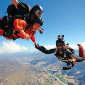 Skydive Wanaka Ultimate Combo