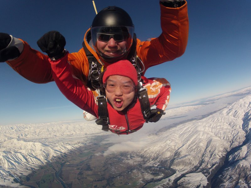 freefall-skydive