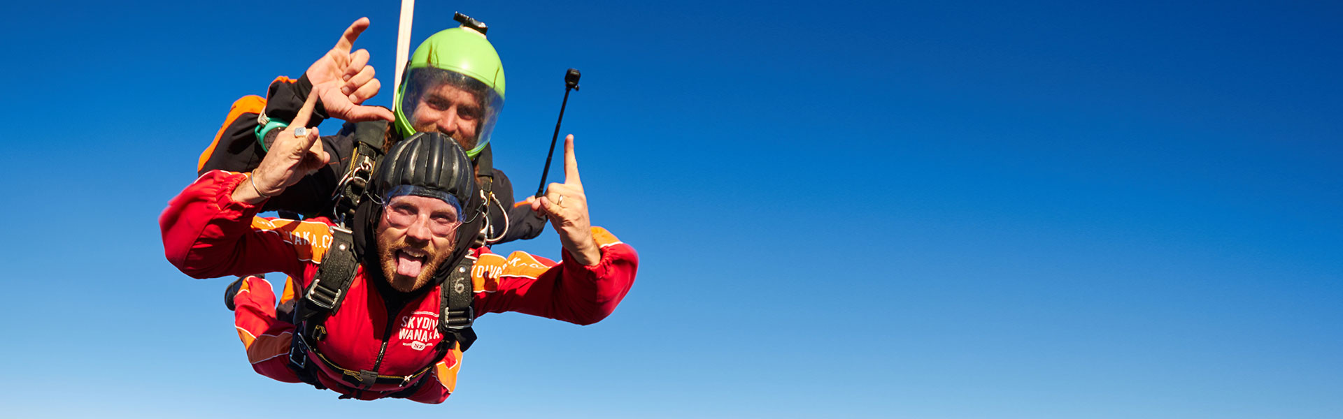 Skydiving Wanaka Prices & Packages | 9,000ft to 15,000ft Dives
