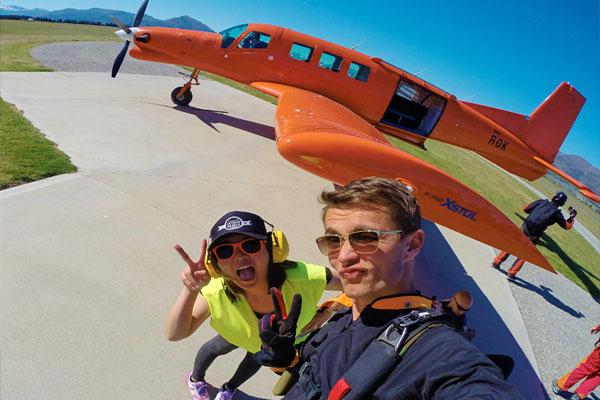 Skydive Wanaka